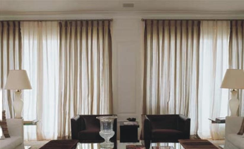 Ideas cortinas persianas malla sombra plasticos - Cortinas para ventanales grandes ...
